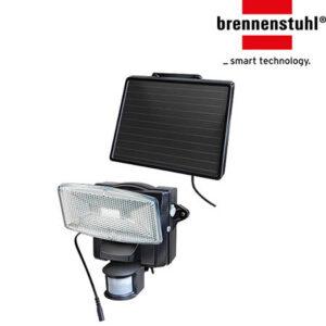 Светильники Brennenstuhl на солнечных батареях