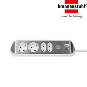 Удлинители электрические Brennenstuhl Estilo