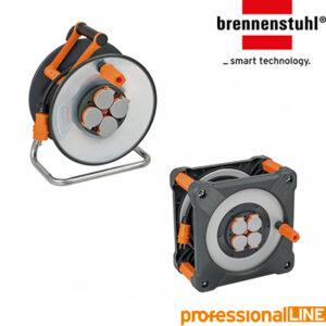 Удлинители на катушках Brennenstuhl professionalLine