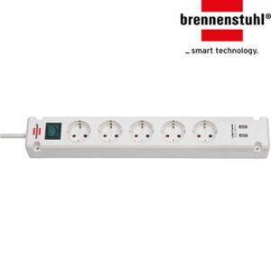 Удлинители электрические Brennenstuhl Bremounta