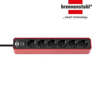Удлинители электрические Brennenstuhl Ecolor