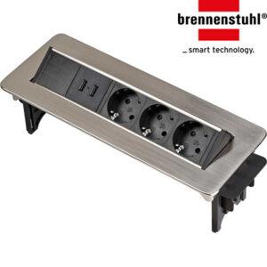 Удлинители электрические Brennenstuhl Indesk Power