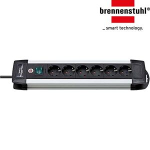 Удлинители электрические Brennenstuhl Premium-Alu-Line