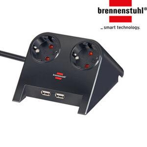 Удлинители настольные Brennenstuhl Desktop-Power