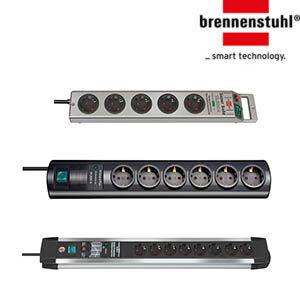 Сетевые фильтры Brennenstuhl, защита от перенапряжения